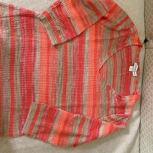 Coldwater Creek 3/4 sleeve top